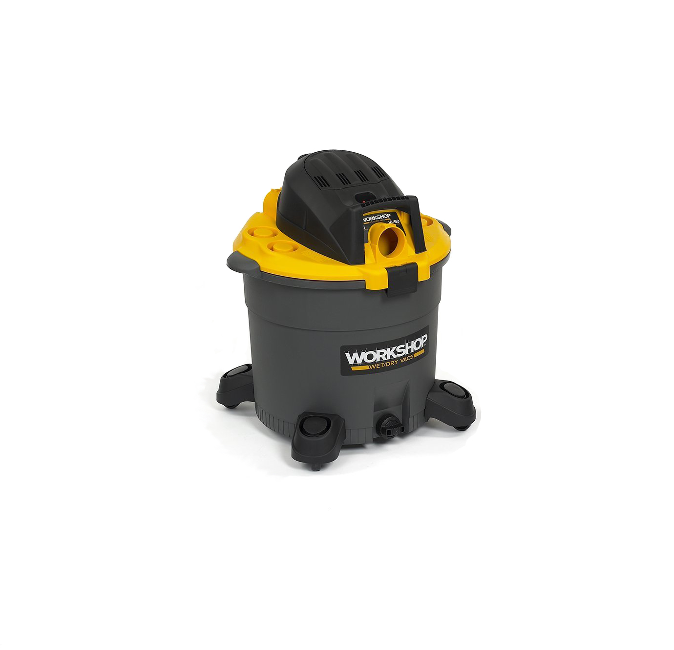 WORKSHOP WS1600VA Wet Dry Shop Vacuum Review