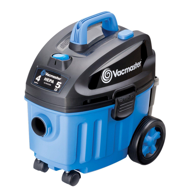 Vacmaster VF408 Wet Dry Floor Vacuum