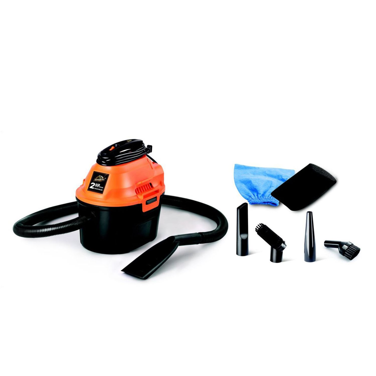 top rated shopvac allaround ez wetdry utility vac 2 peak