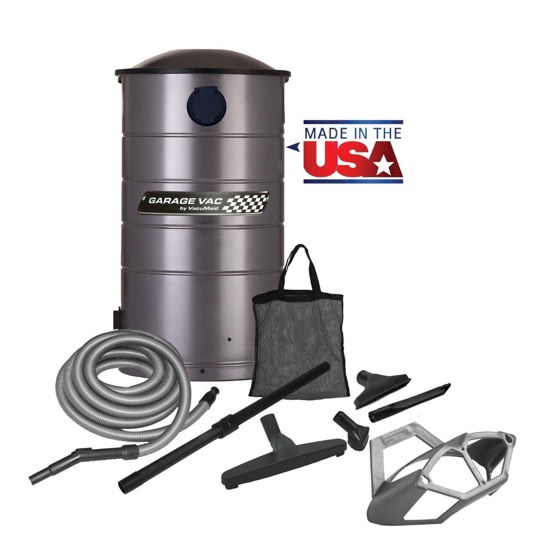 VacuMaid GV50PRO Professional Wall Mounted Vacuum