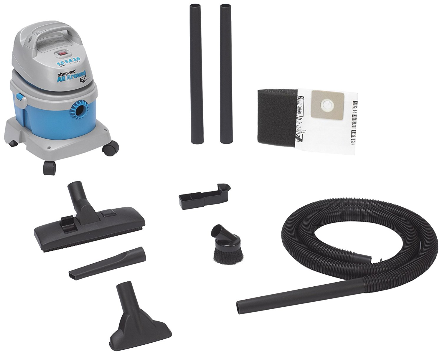 Shop-Vac All In One